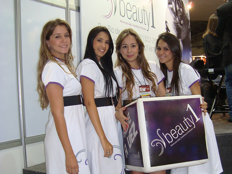 Beauty 1 – Feira Professional Fair